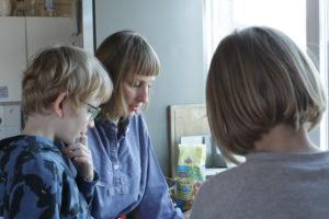 Foto Ernährungskurs mit Kindern