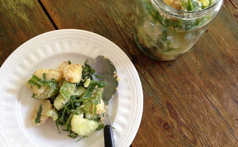 Kartoffelsalat to go oder mein neuer Liebling fürs Büro