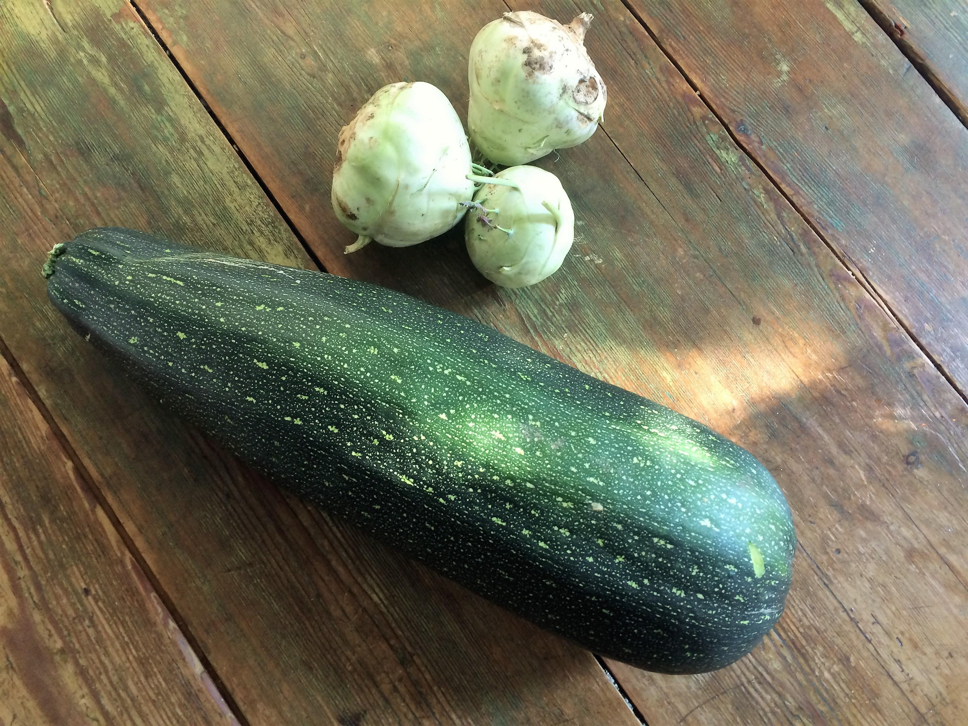 Rezepte fur riesen zucchini